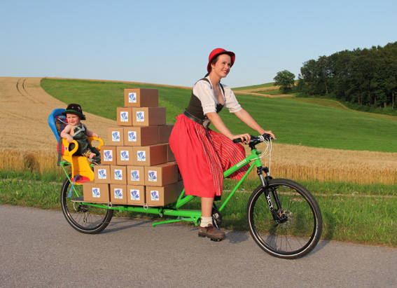 Trend topic cargo bike: Conference of the European Cycle Logistics Federation (ECLF)